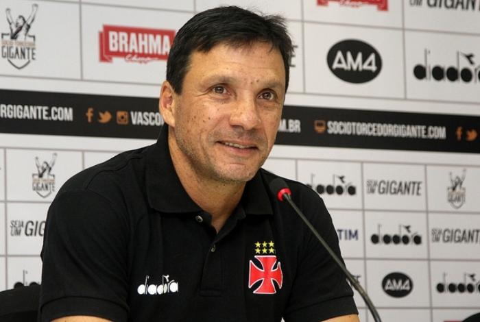 Zé Ricardo preferiu não fazer mistério para jogo contra o Jorge Wilstermann