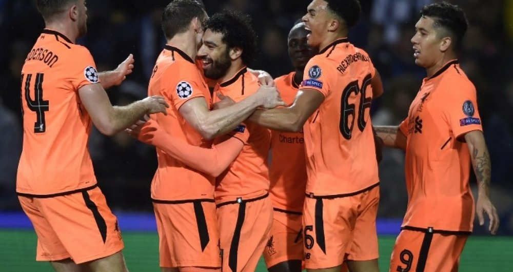 Liverpool massacrou o Porto