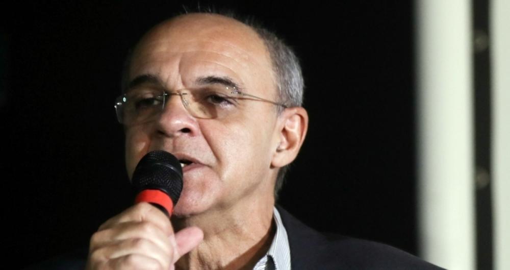 Bandeira de Mello, presidente do Flamengo