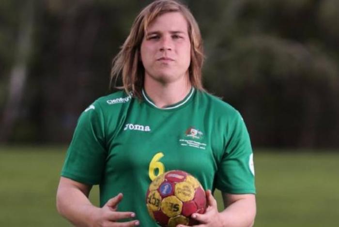 Hanna Mouncey jogará futebol entre as mulheres