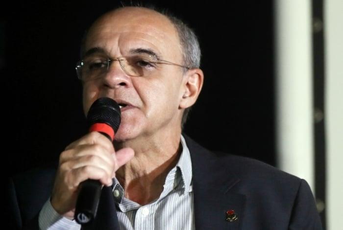 Bandeira de Mello é o presidente do Flamengo