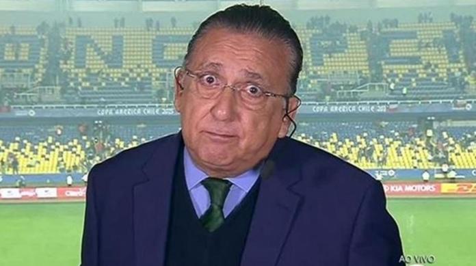 SBT aumenta segurança para receber Galvão Bueno, que não aparece O Dia -  Televisão