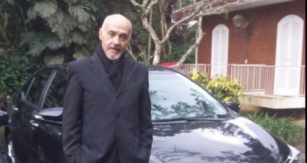 Marco Garcia morreu em desabamento em Realengo
