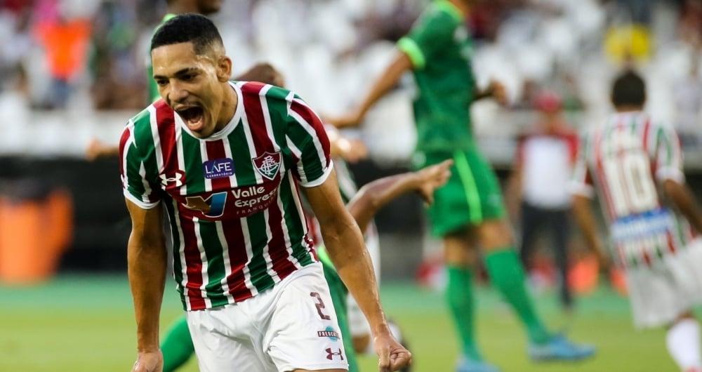 Gilberto foi um dos destaques da partida