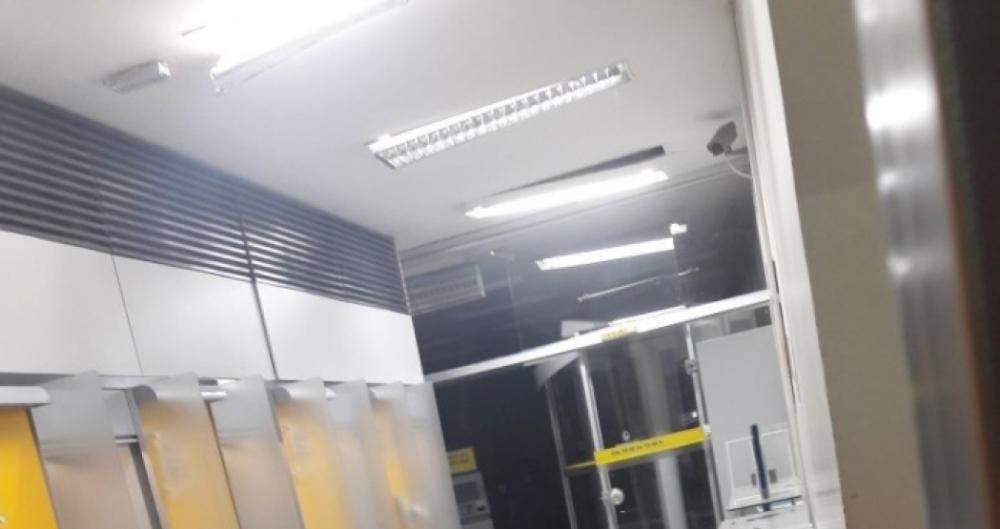 Caixas eletr�nicos do Banco do Brasil em Cunha