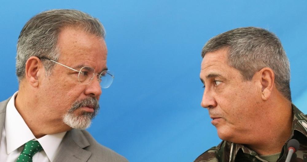 """Ministro reconheceu que """"há uma preocupação"""" no governo com a possibilidade de migração do crime"""