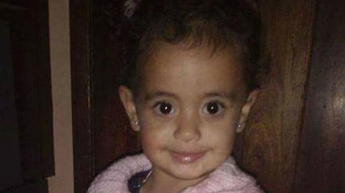 Mikaelly, de 1 ano: corpo da beb� foi encontrado em uma casa