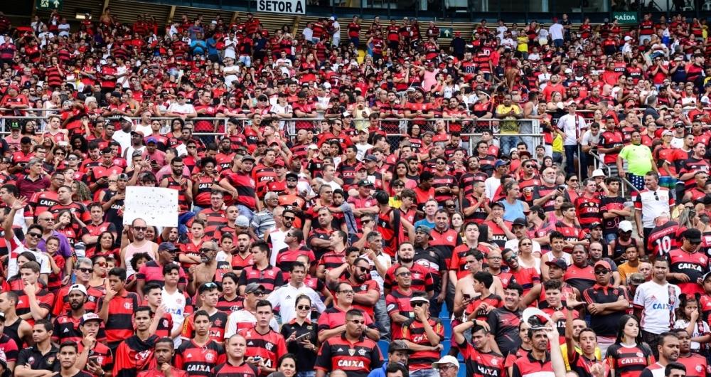 Torcida do Flamengo não poderá apoiar seu time na estreia da Libertadores