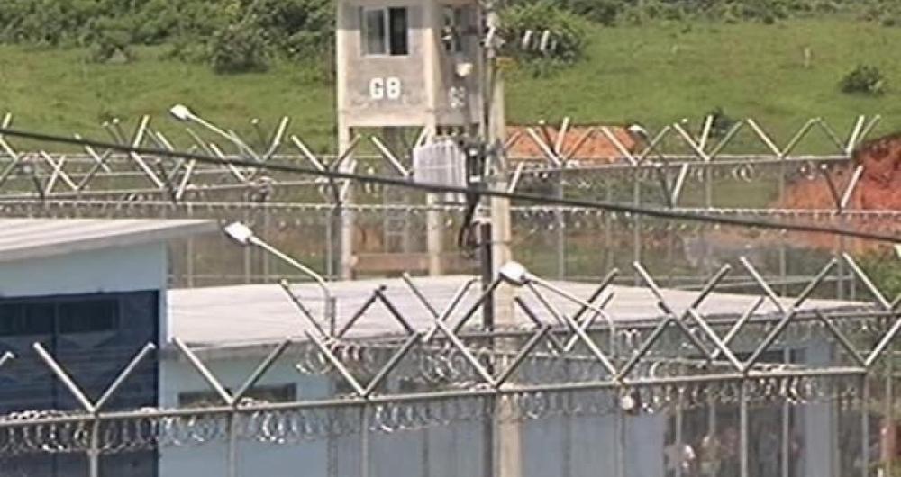 Pres�dio Milton Dias, em Japeri, estava superlotado. Detentos ocupavam mais que o dobro da capacidade da carceragem, segundo CNJ
