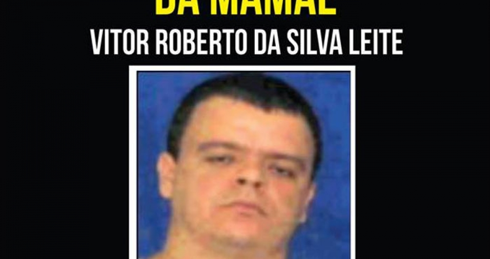 Da Mam�e era procurado e havia recompensa de R$ 1 mil por sua captura