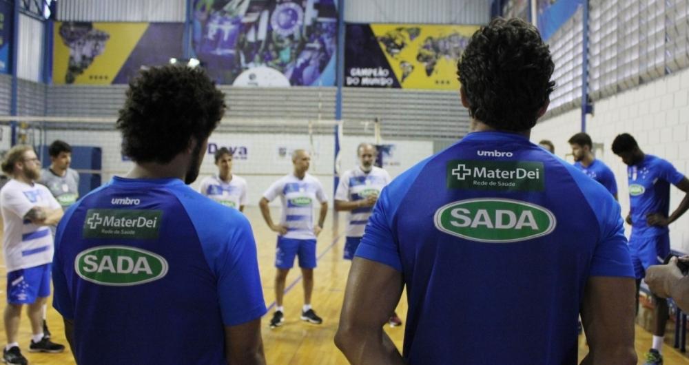 Cruzeiro se prepara para Copa Brasil e retomada da Superliga