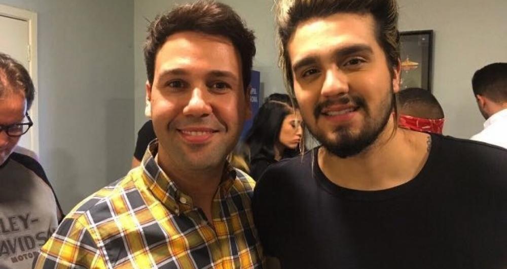 Vinicius Vieira e Luan Santana
