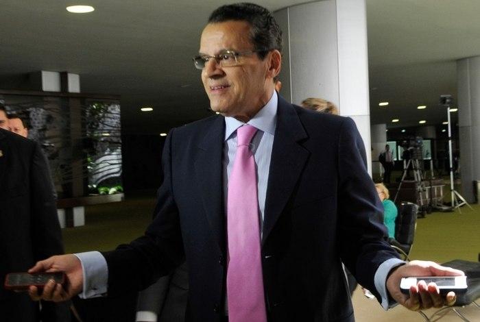 Henrique Eduardo Alves � acusado de receber recursos il�citos