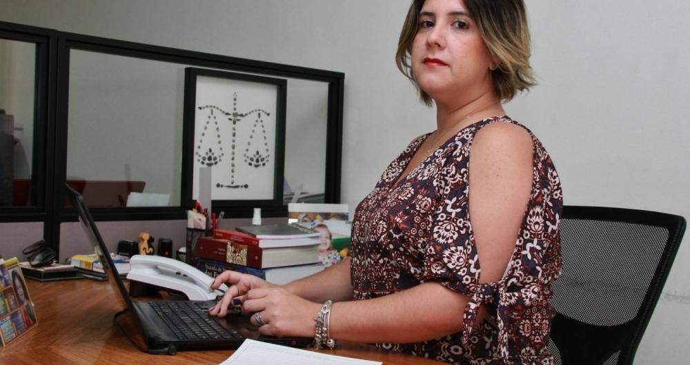 Rachel Serodio de Menezes, advogada especialista em Direito da Fam�lia.