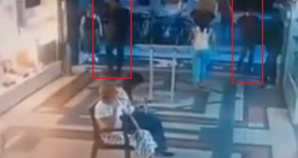 V�deo mostra assalto a joalheria em Niter�i