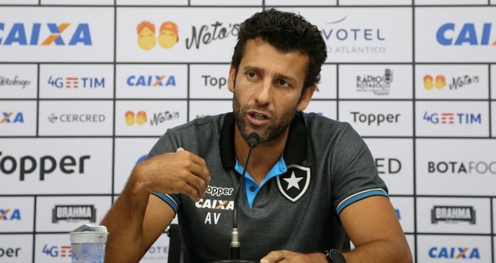 Valentim far� a sua estreia pelo Botafogo