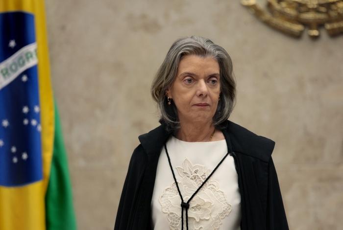 Ministra do STF, Cármen Lúcia