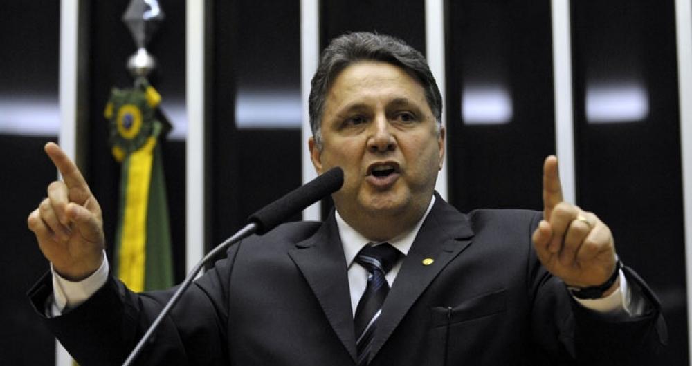 Ex-governador Anthony Garotinho