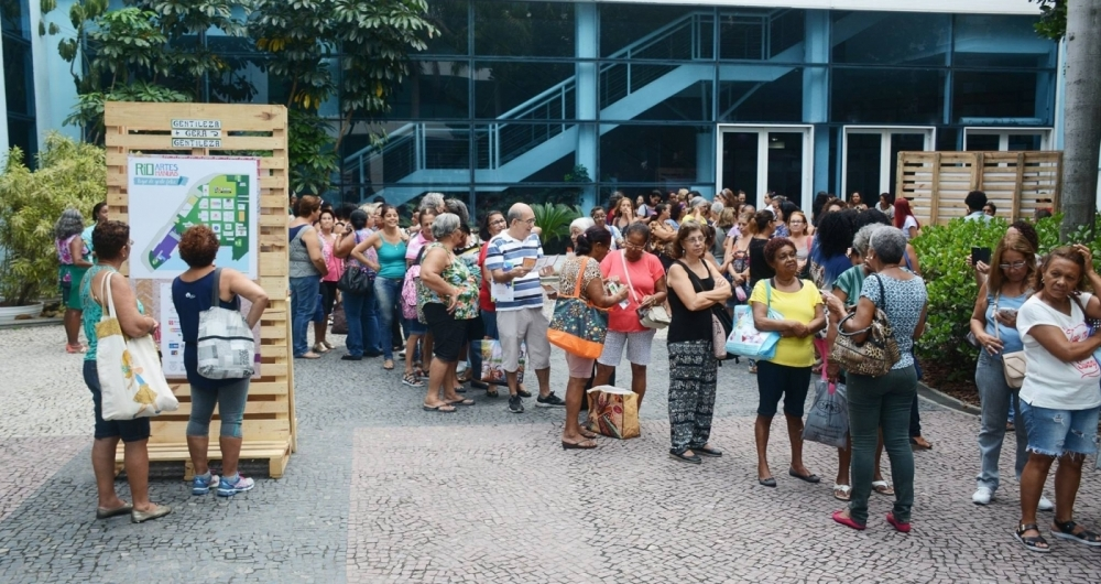 Feira Rio Artes Manuais acontece entre os dias 21 e 25 de mar�o, na Cidade Nova