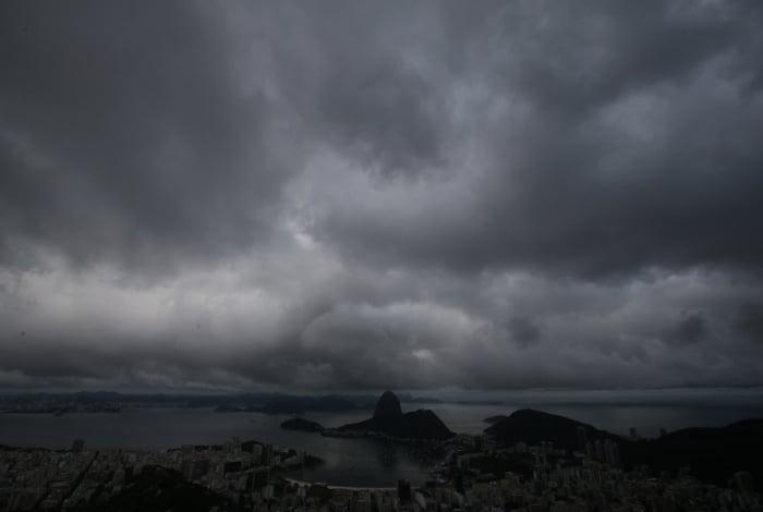 Rio tem previsão de chuva nos próximos dias