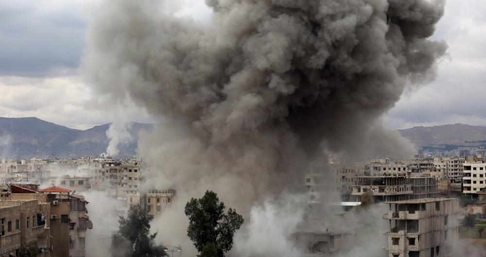 Mais de 13,1 milh�es de s�rios precisam de ajuda humanit�ria