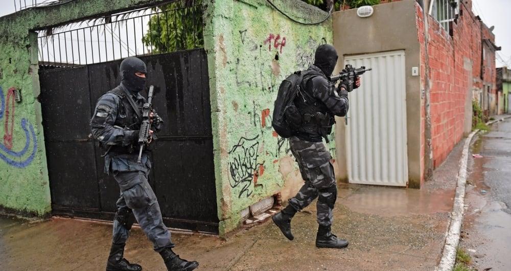Homicídios por oposição à intervenção policial cresceu 57,1%, aponta ISP
