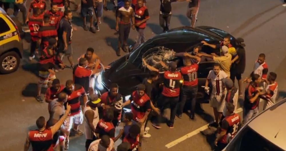 Fla se defende na Conmebol, pede anulação da pena e aguarda decisão