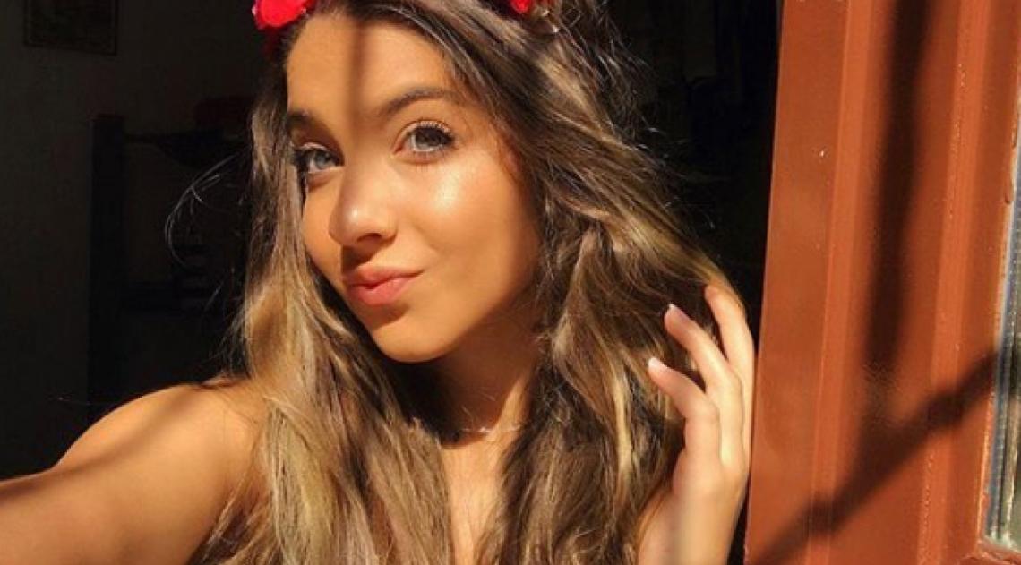 Ines Petkovic de 19 anos, chama a atenção por sua beleza