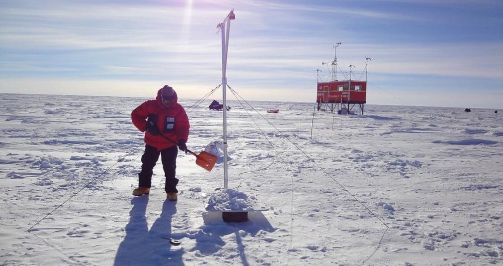 Projeto Criosfera na Ant�rtica