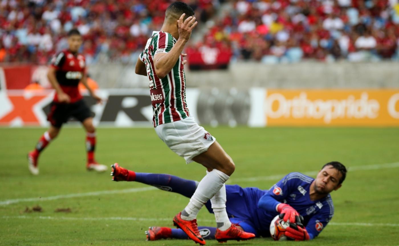 10903e0af3 Confira as notas dos jogadores do Flamengo no jogo contra o ...
