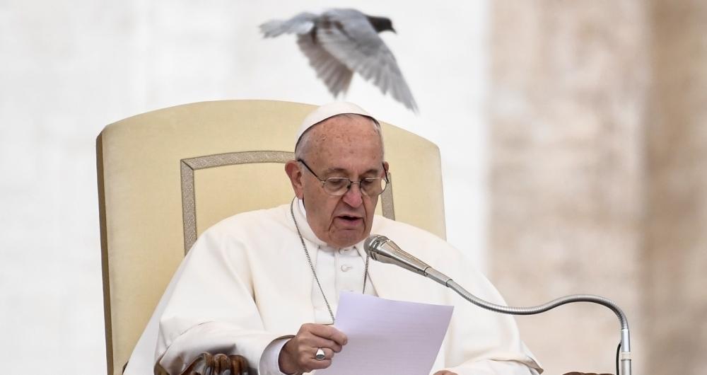 Papa Francisco pede o fim da viol�ncia na S�ria