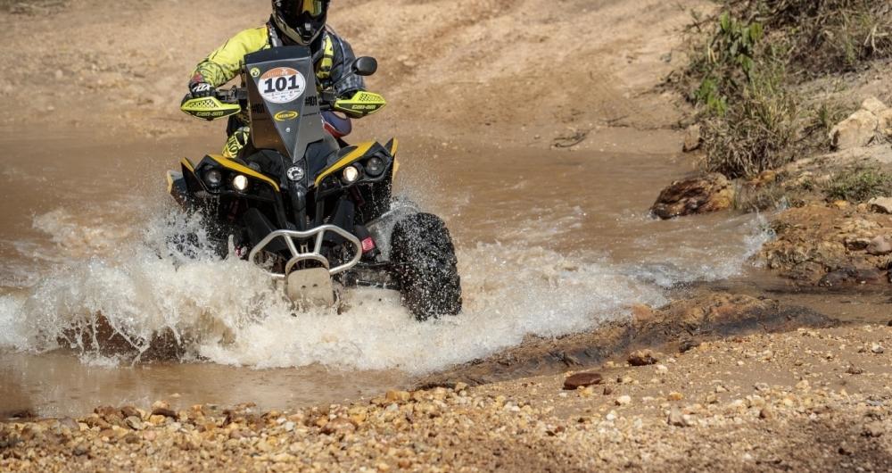 A primeira prova do ano ser� no Rally Minas Brasil, em Concei��o do Mato Dentro, Minas Gerais