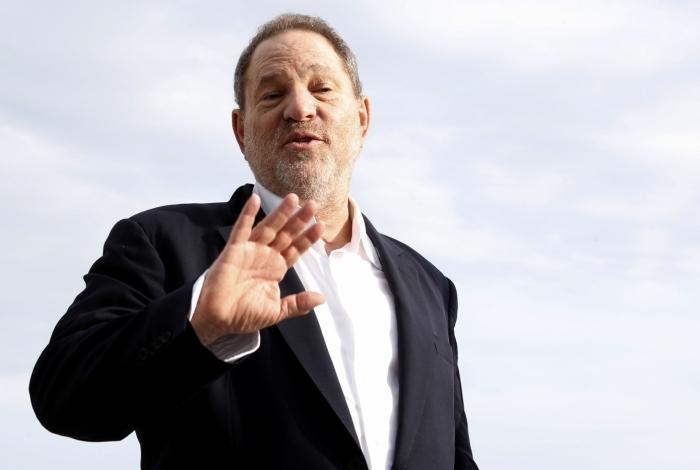 O ex-produtor Harvey Weinstein