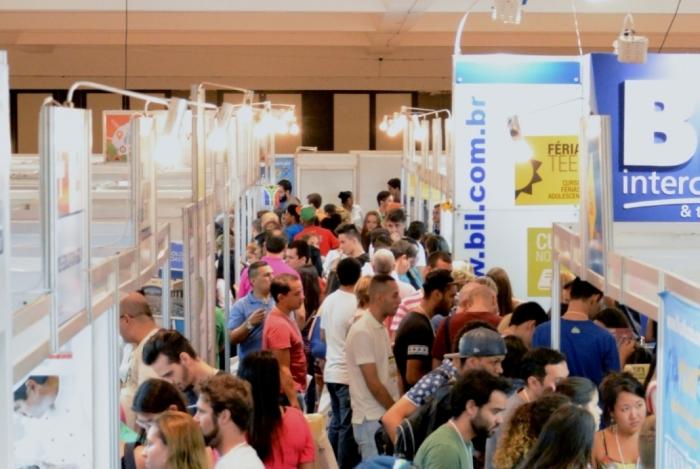 Feira Internacional de Intercâmbio no Rio