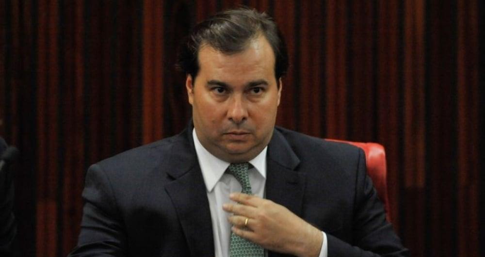 Rodrigo Maia tem discutido com congressistas possível criação de unidade unificada da polícia