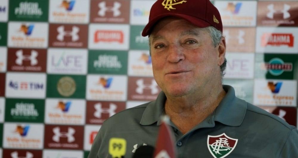 Fluminense vence o Volta Redonda e é líder do Grupo C
