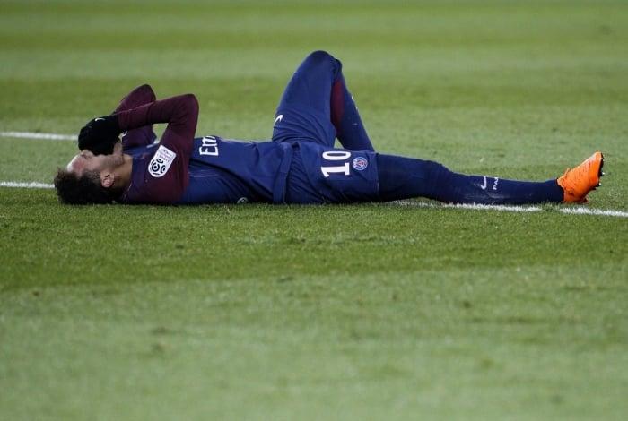 Neymar passou por uma operação