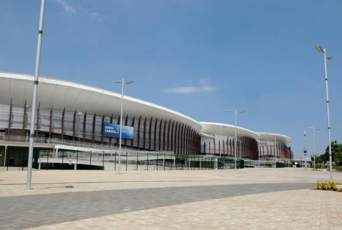 Parque Olímpico, na Barra da Tijuca, receberá Estaduais de ginástica, no fim de semana