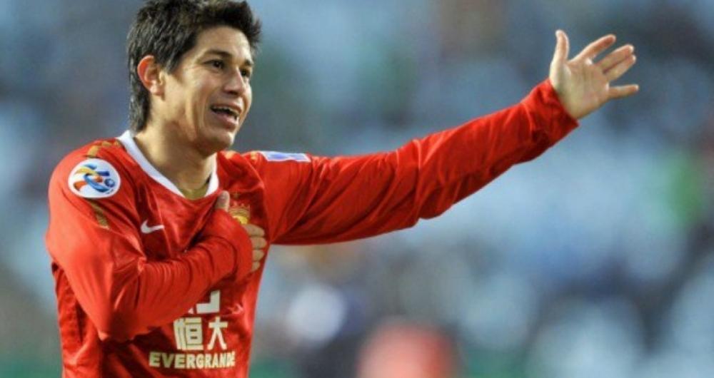 Conca rescindiu contrato com clube da China