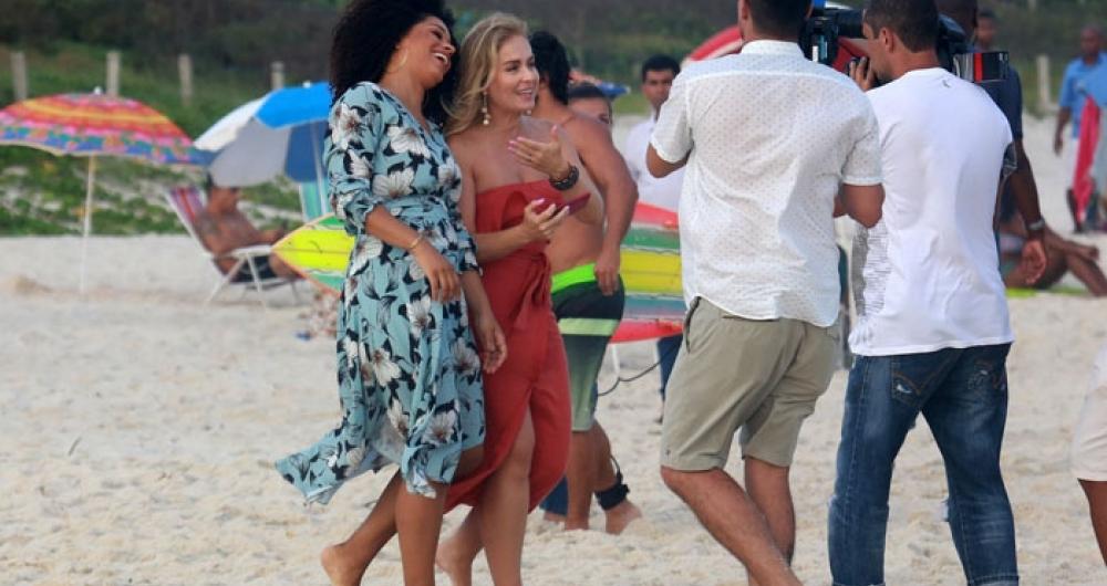 Juliana Alves e Ang�lica
