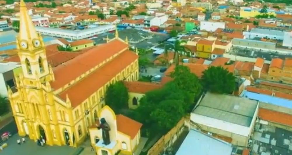 Munic�pio de Pedreiras no Maranh�o tem menos de 40 mil habitantes.