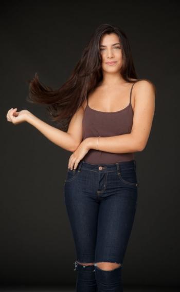 Rayssa Bratillieri � uma das protagonistas de 'Malha��o'