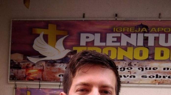 BRUNO LOUREN�O, 29 anos, advogado, mora em Petr�polis