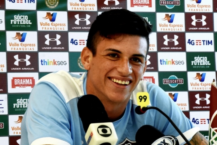 Ibañez vai permanecer no Fluminense