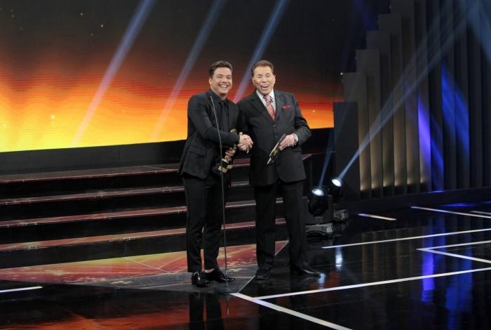 Wesley Safadão foi premiado com troféus de anos anteriores em que ele não pode comparecer à festa. Em 2015 foi 'Artista Revelação' pelo júri imprensa, e em 2016 foi duas vezes premiado como 'Melhor Cantor' pelos júris internet e imprensa.