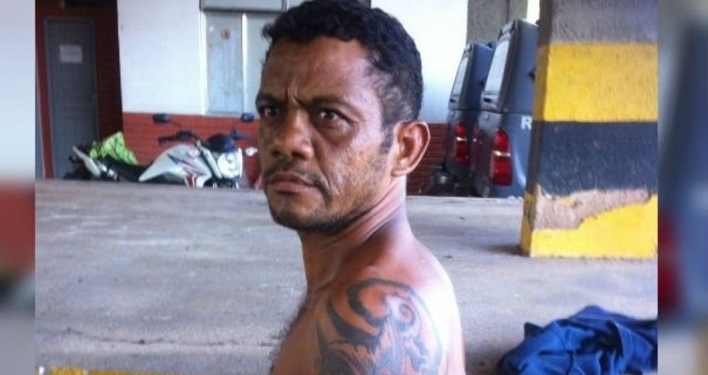Traficante Welington Santos Vieira, conhecido como Satanás