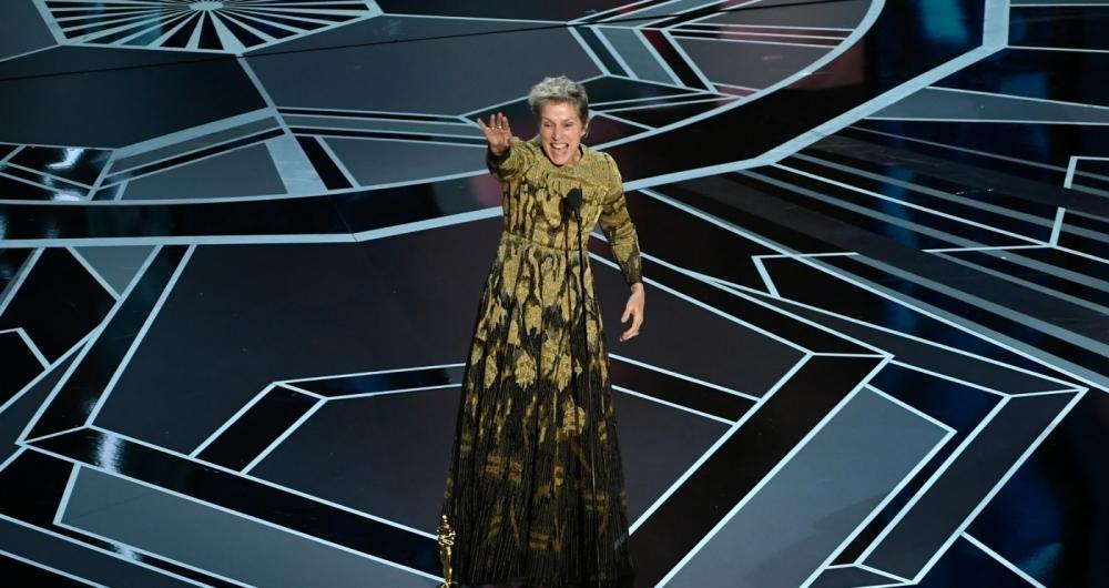 Em discurso, vencedora como Melhor Atriz do Oscar pede