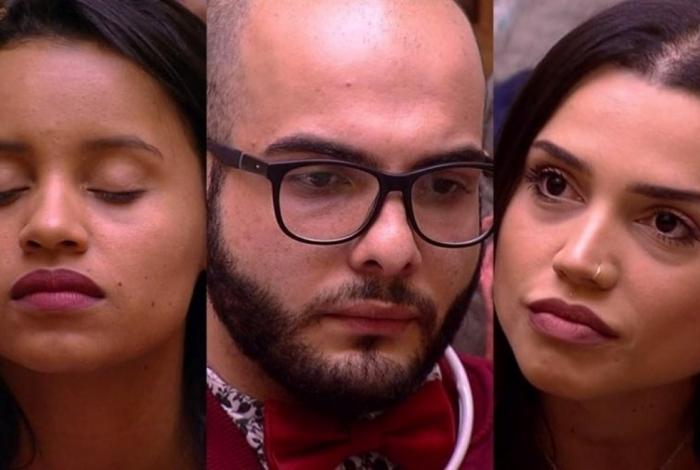 Gleici, Mahmoud e Paula estão no paredão