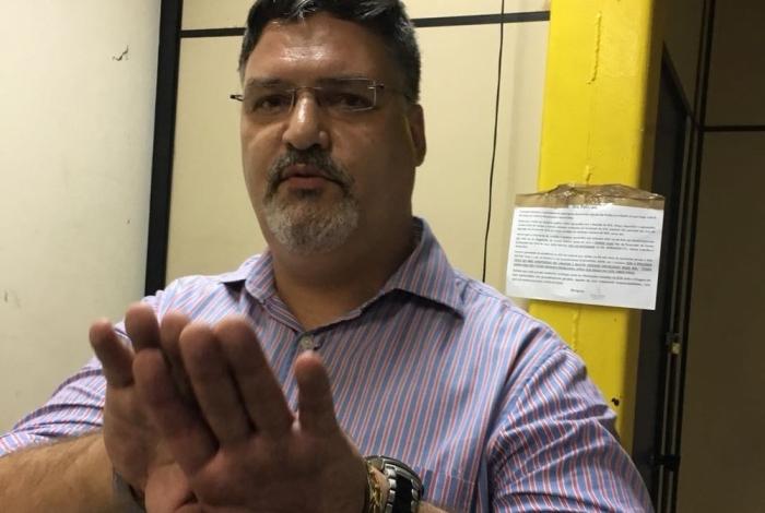 Ex-delegado é preso por extorsão