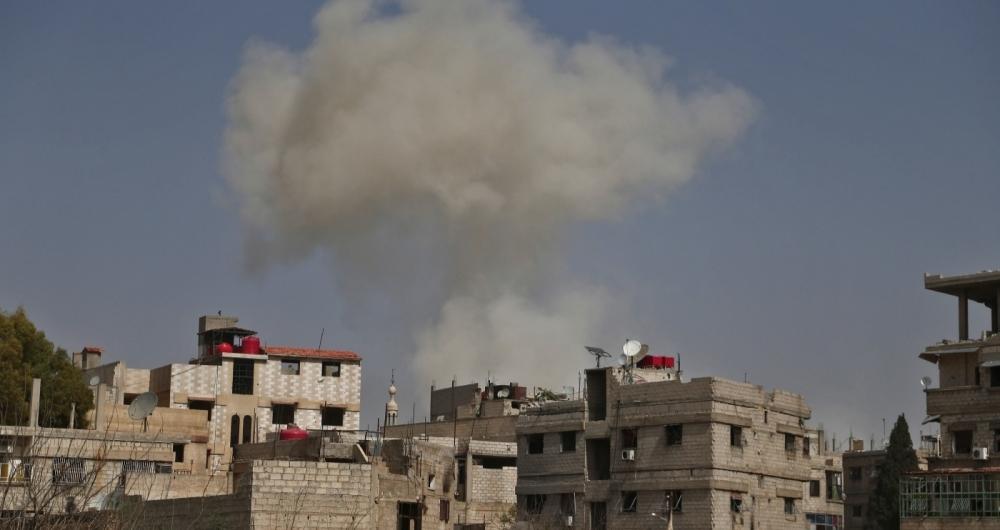 805 pessoas j� morreram desde os novos ataques do governo s�rio